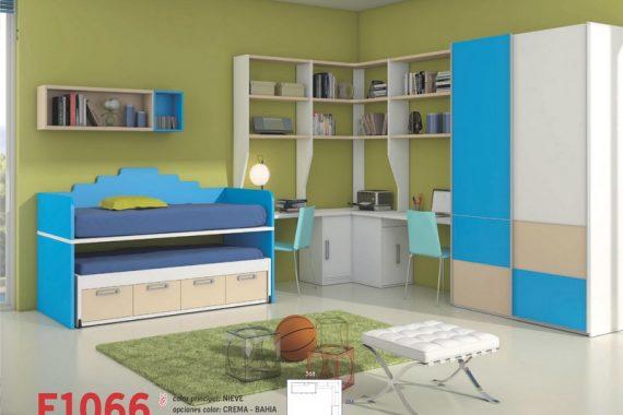 Dormitorios juveniles baratos en valencia comprar for Dormitorios juveniles economicos