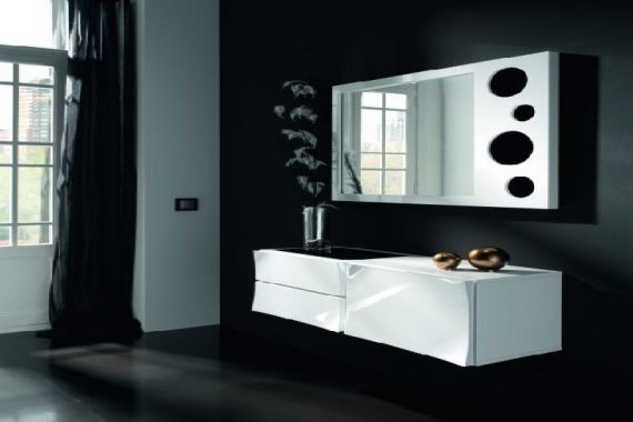 Recibidores online muebles espejo comprar recibidores for Espejos de decoracion modernos