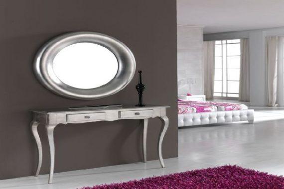 Recibidores modernos en valencia muebles con espejos modernos for Muebles modernos valencia