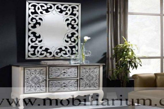 Recibidores modernos en valencia muebles con espejos modernos - Cuadros modernos valencia ...