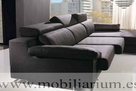 chaise longues bandv tapizados