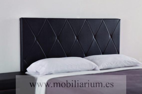 Cabezales Dormitorios de Matrimonio Tapizados Carrasco - Cabezal Rombos - Catálogo Viste De Moda Tu Hogar - Mobiliarium