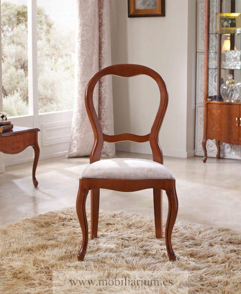 Hermoso sillas comedor clasicas im genes silla de for Sillas clasicas