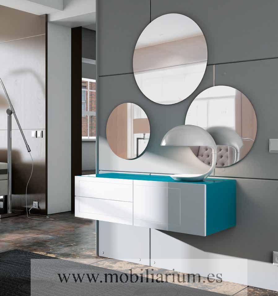 Espejos recibidores modernos solo espejos decoracion for Espejos en oferta