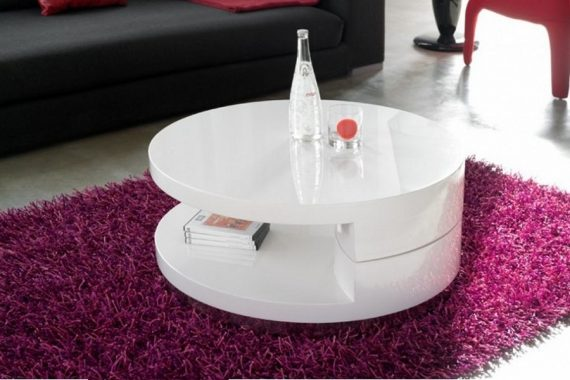 mesas centro modernas dugar home