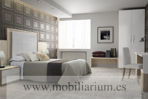 Dormitorios Glicerio Chaves - Composición 152 Monza - Catálogo Concept - Mobiliarium
