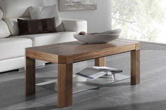 mesas centro modernas hg robles