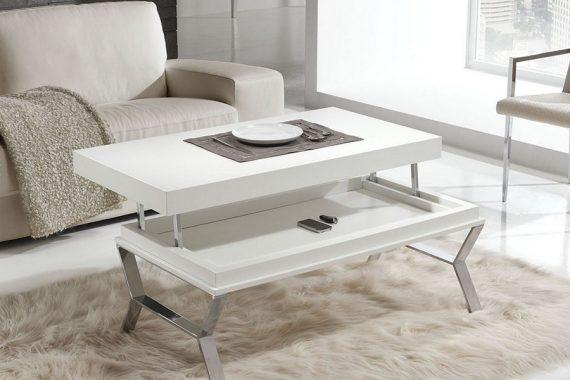 mesas centro modernas indesan