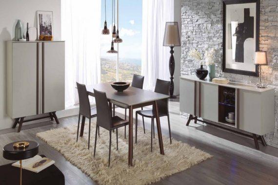 Comedores modernos en valencia muebles comedor de tipo moderno - Comedores modernos valencia ...