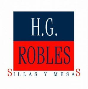 logo hg robles