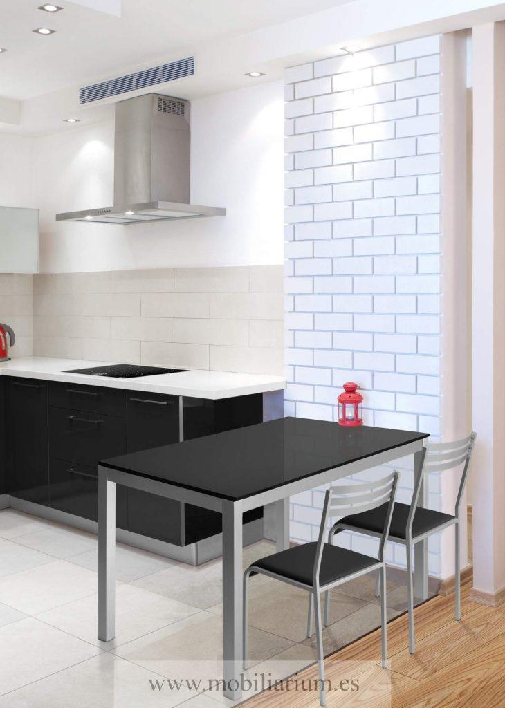 Mesas de cocina baratas en Valencia. Tienda de muebles