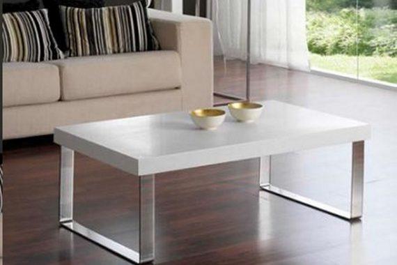 mesa centro marmol