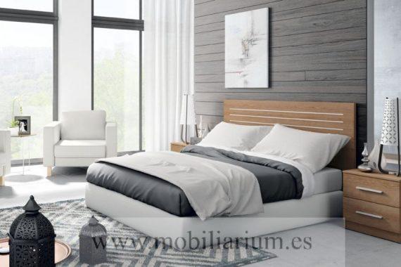 Dormitorios Azor - Composición 512 - Catálogo Sophie - Mobiliarium