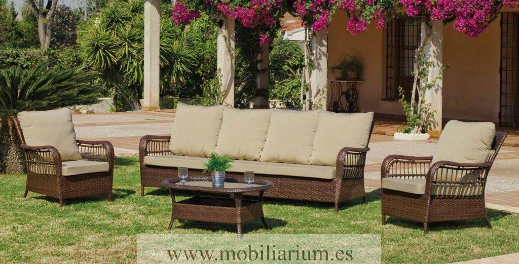 Muebles de terraza en valencia beautiful espacio de for Muebles jardin valencia