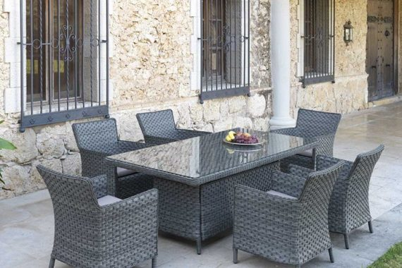 mesas terraza
