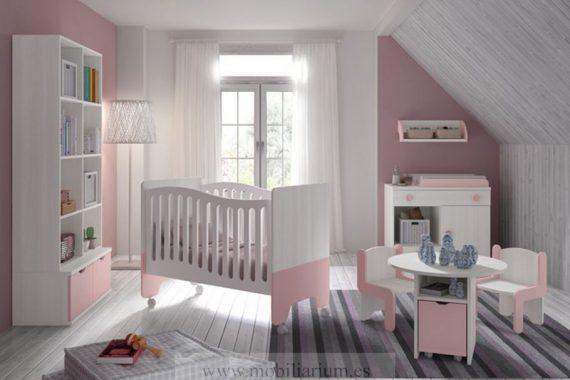 Dormitorios Infantiles - Glicerio Chaves - Composición 8 - Catálogo Smile - Mobiliarium