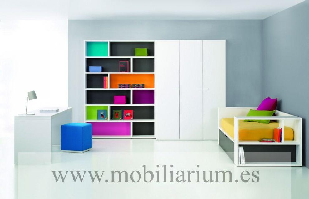 Dormitorios juveniles bm2000 cat logo junior for Muebles mislata