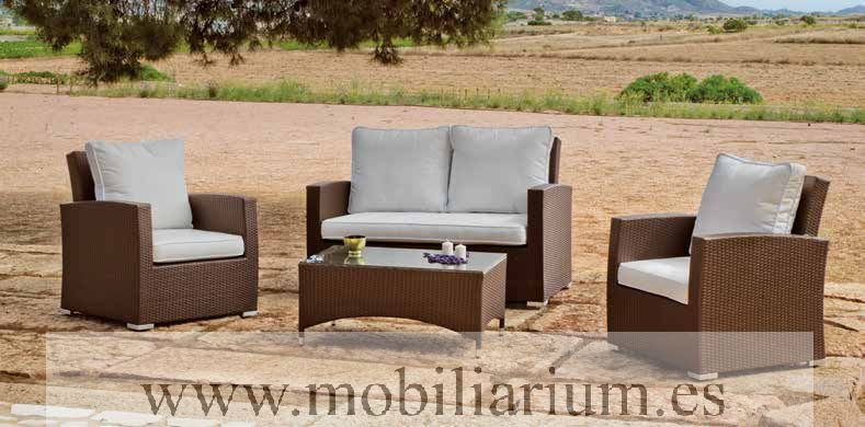 Muebles de terraza en valencia awesome mueble muebles de for Muebles jardin valencia