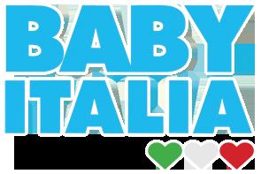 logo baby italia