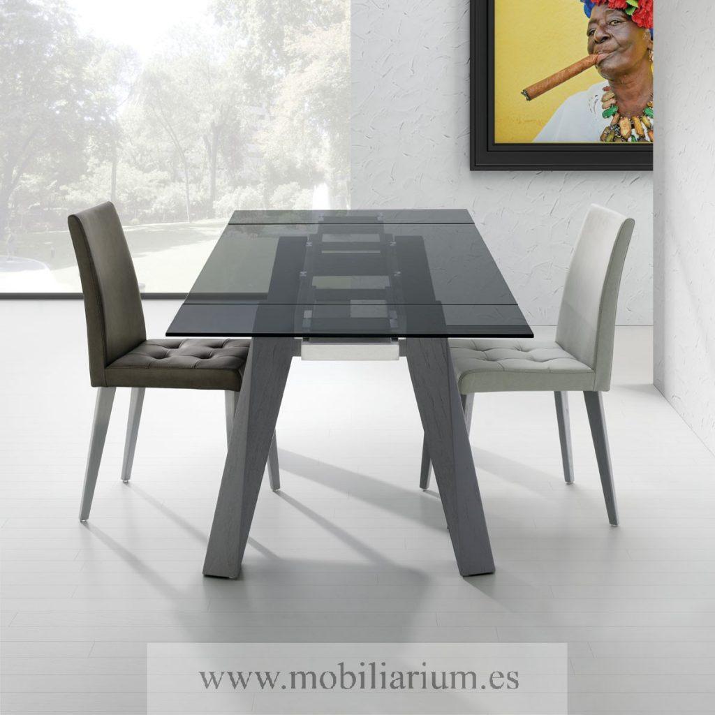 Mesas extensibles de comedor modernas latest comprar - Mesas de comedor modernas ...