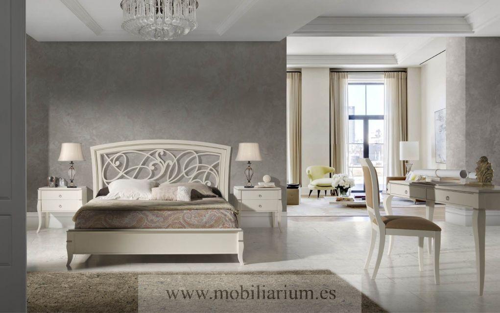 Dormitorios clasicos de madera amazing lujo americano - Dormitorios juveniles clasicos madera ...