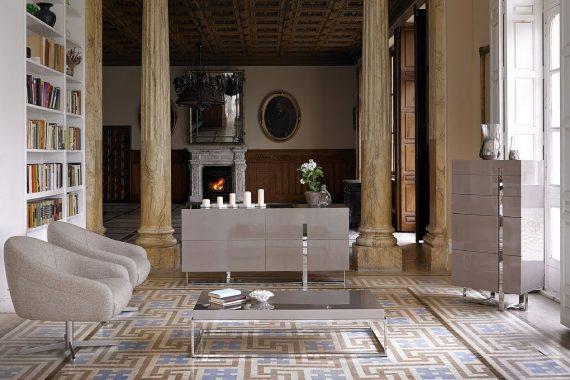 Comedores modernos en valencia muebles comedor de tipo moderno - Muebles auxiliares comedor ...