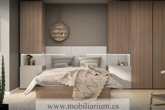 Dormitorios Matrimonio Moderno Bagón