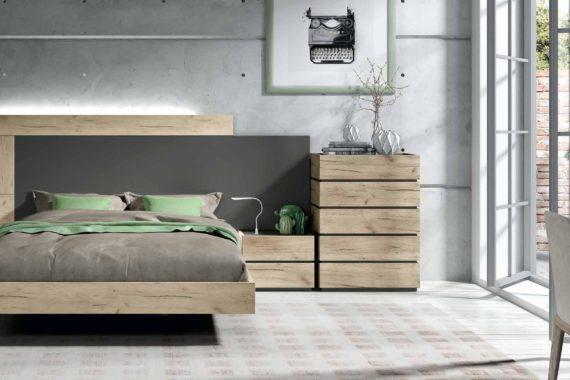 Dormitorios Modernos Montes